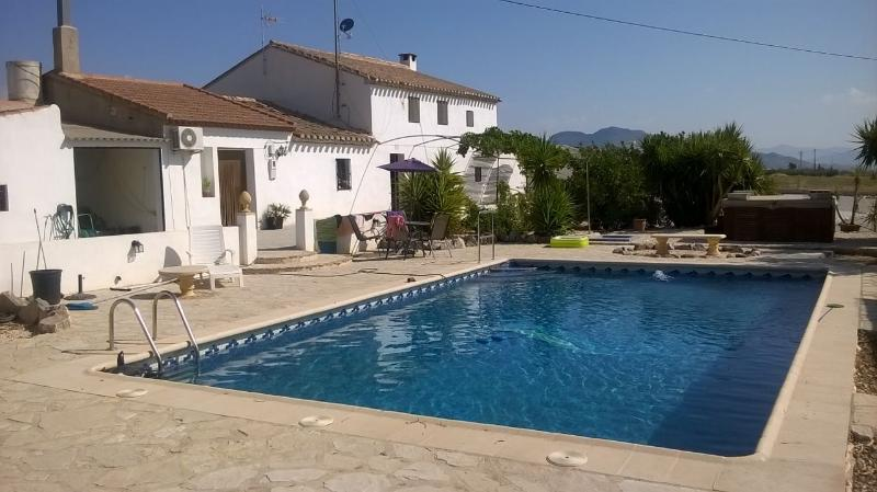 Casita Jasmine, holiday rental in Velez Blanco