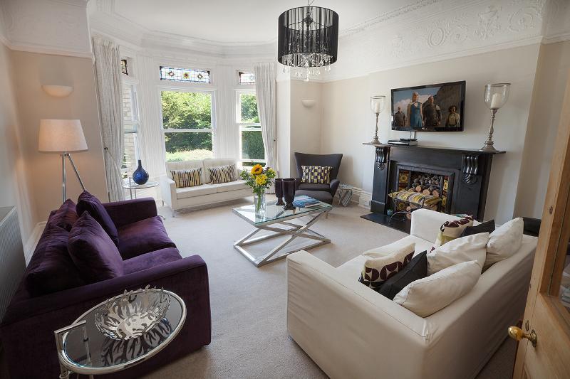 Westwood -Hotel Chic Victorian Villa, Ferienwohnung in Ilfracombe