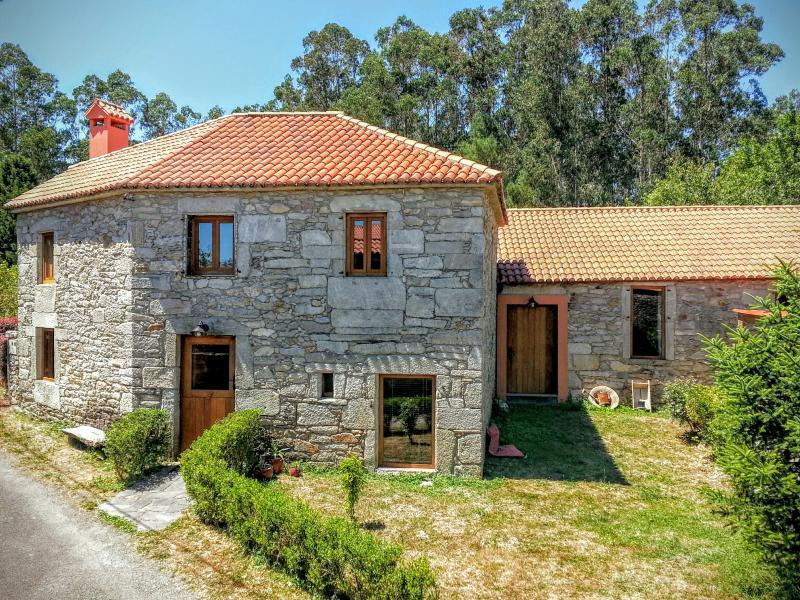 Casa Sendas do Eume, vacation rental in Monfero