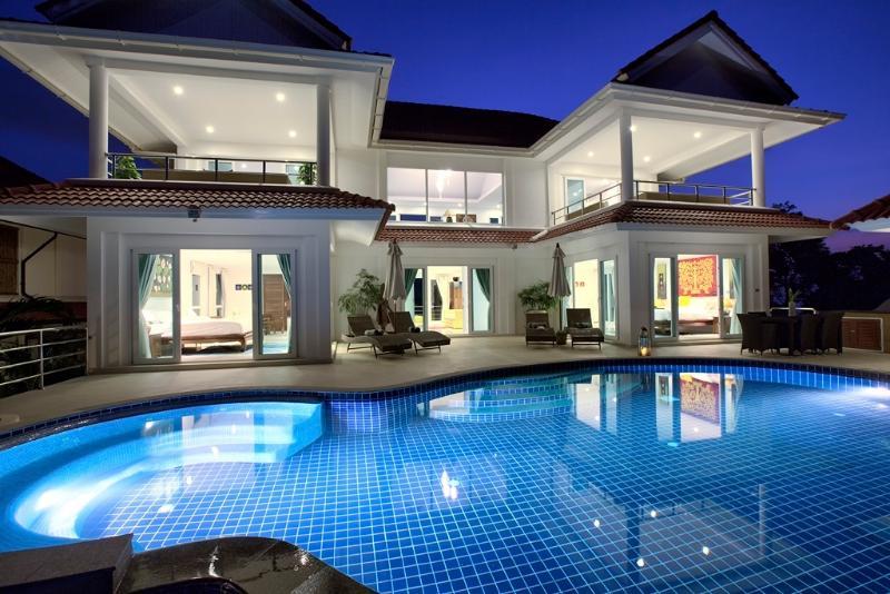 tong Song Bay Dream villa 6 chambres, vacation rental in Choeng Mon