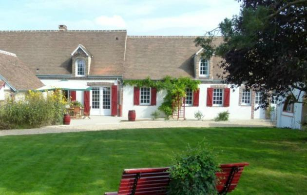 La Bulle des Vies Denses - 5 CHAMBRES D'HOTES, holiday rental in Breteuil