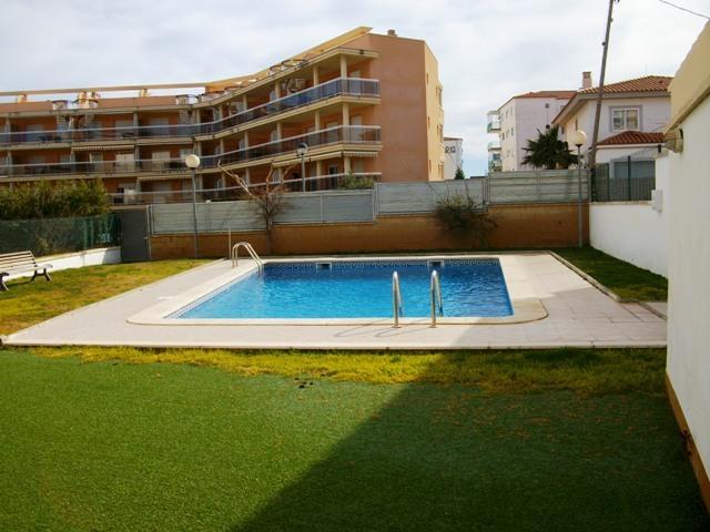 00133-HERMOSO ATICO CON BELLAS VISTA Y PISCINA, vacation rental in L'Hospitalet de l'Infant