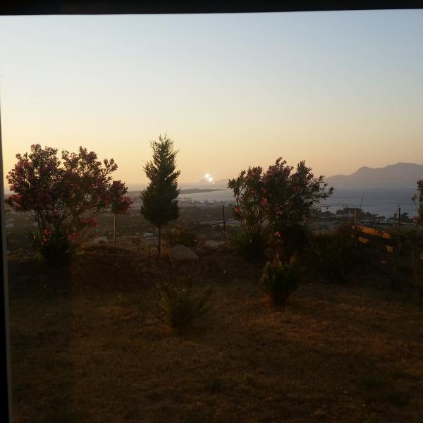 VIEW THE AEGEAN AND THE CITY OF KOS, holiday rental in Kos Town