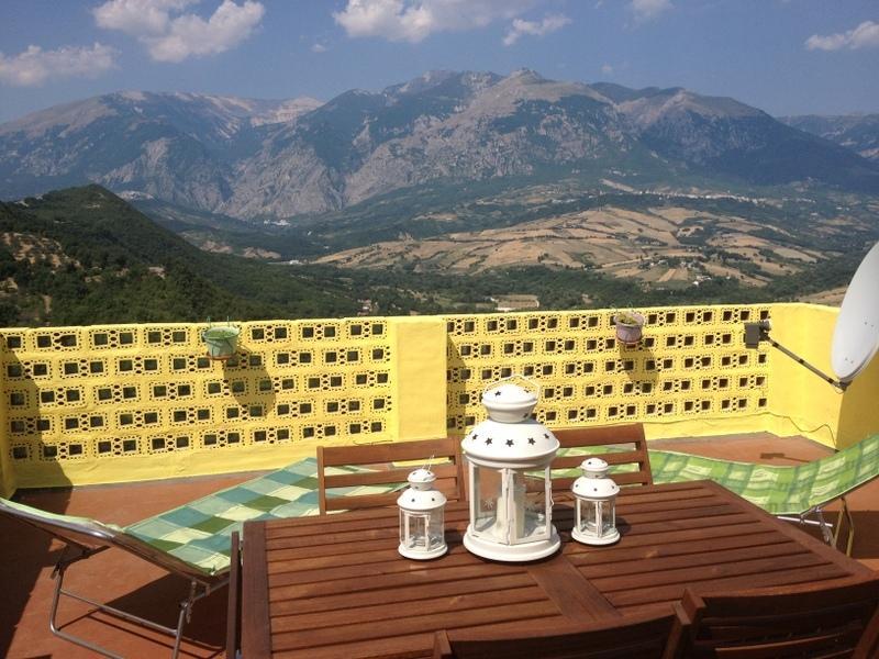 Mountain View, location de vacances à Civitella Messer Raimondo