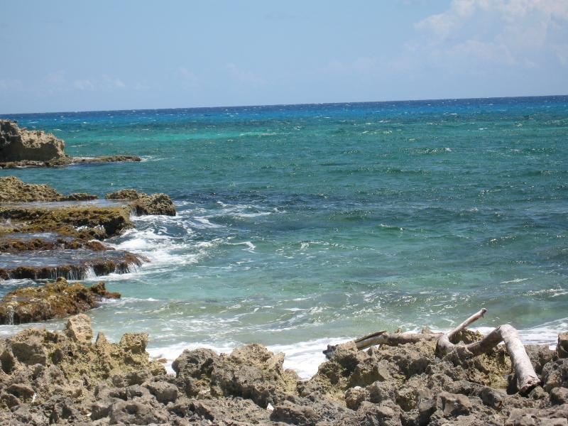 Other side of the island has wonderful beaches and great photo opps!