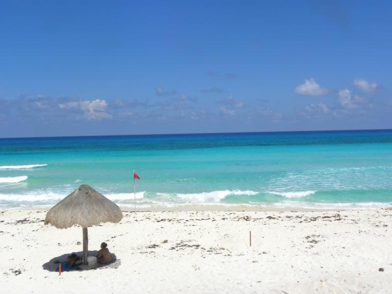 Yes - You, too, can vacation on this beach!