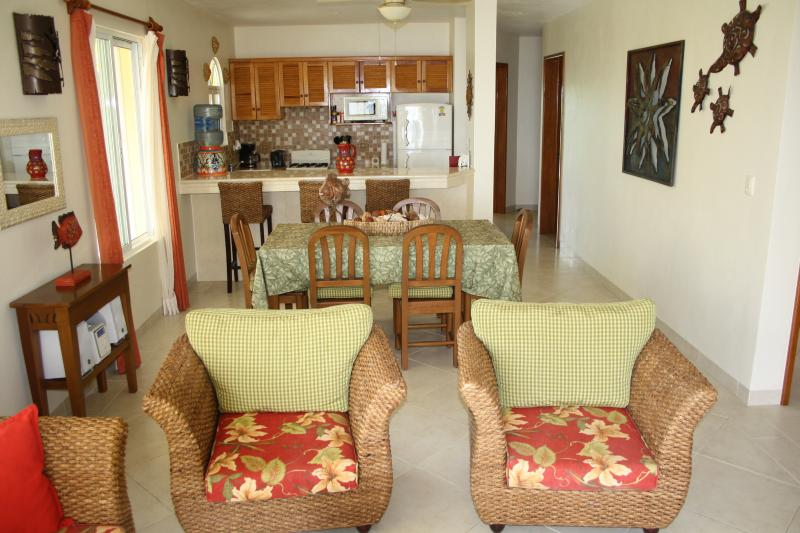 Wonderful condo with all the luxuries and comforts of a home!!! Beautiful views from all rooms
