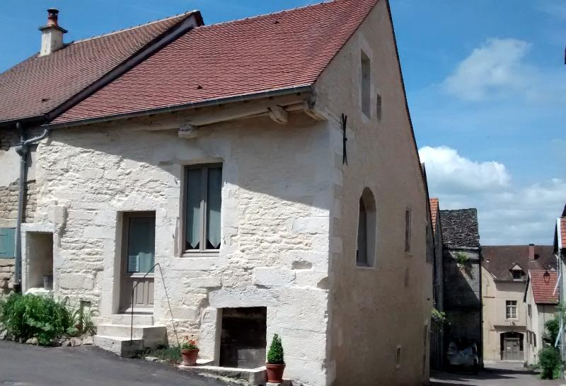 Our House in the heart of the medieval village of Flavigny sur Ozerain