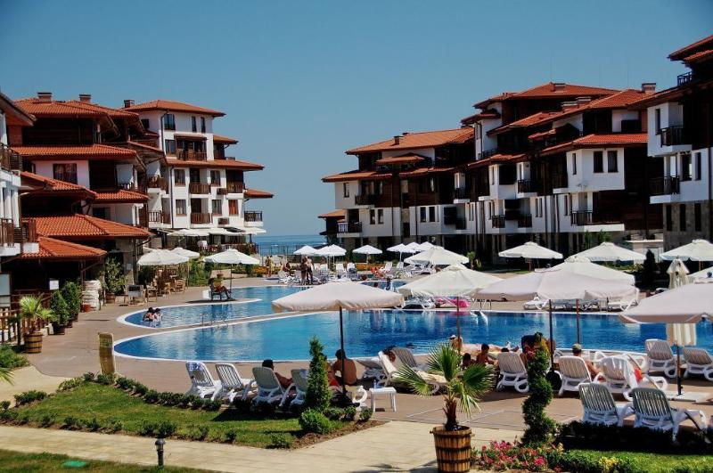 Apartment in Saint Thomas Resort, holiday rental in Sozopol