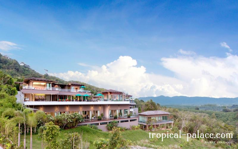 Luxury 18BR Designer Villa in Phuket with Stunning Sea Views - Sleep 36 people, holiday rental in Bang Tao Beach