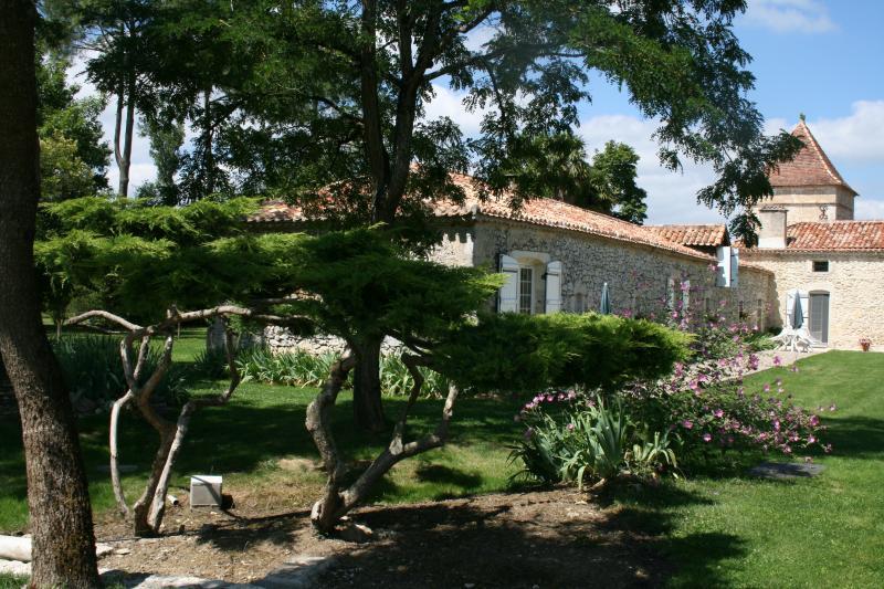 Gardette en Albret****, gîte labellisé charme, holiday rental in Montagnac-sur-Auvignon
