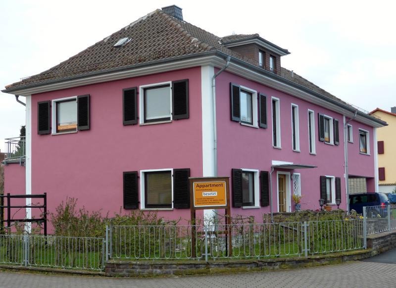 Ferienwohnung von Vormann, casa vacanza a Lahnau