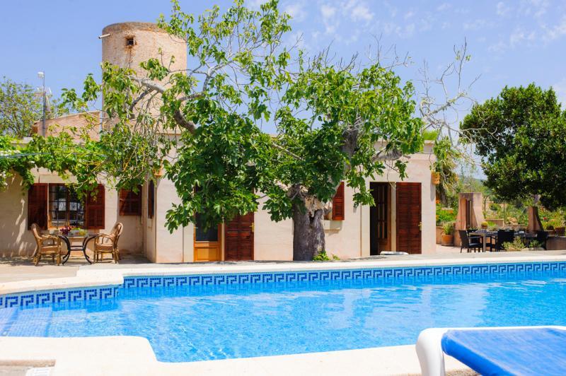 Moli den Cavea, vacation rental in Felanitx