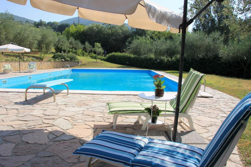 Villa in Sabina near Rome with private pool