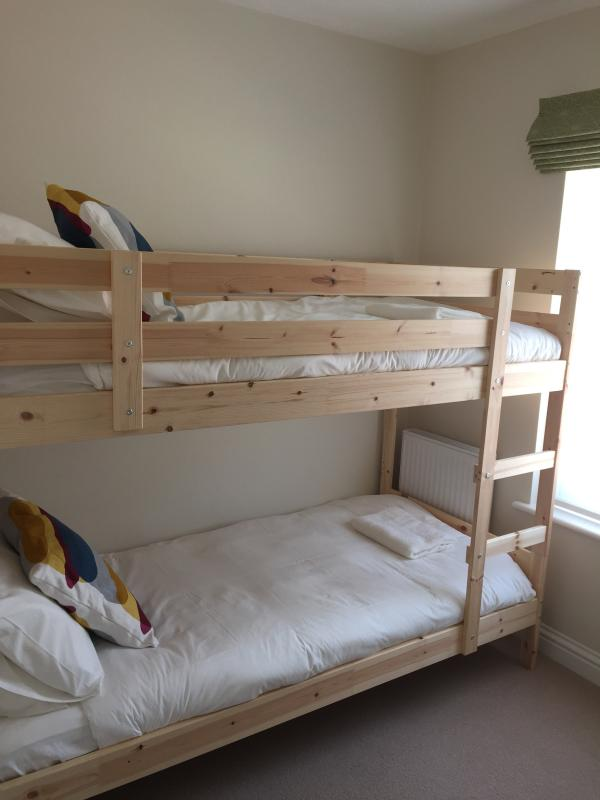 Second Bedroom witth Bunk Beds
