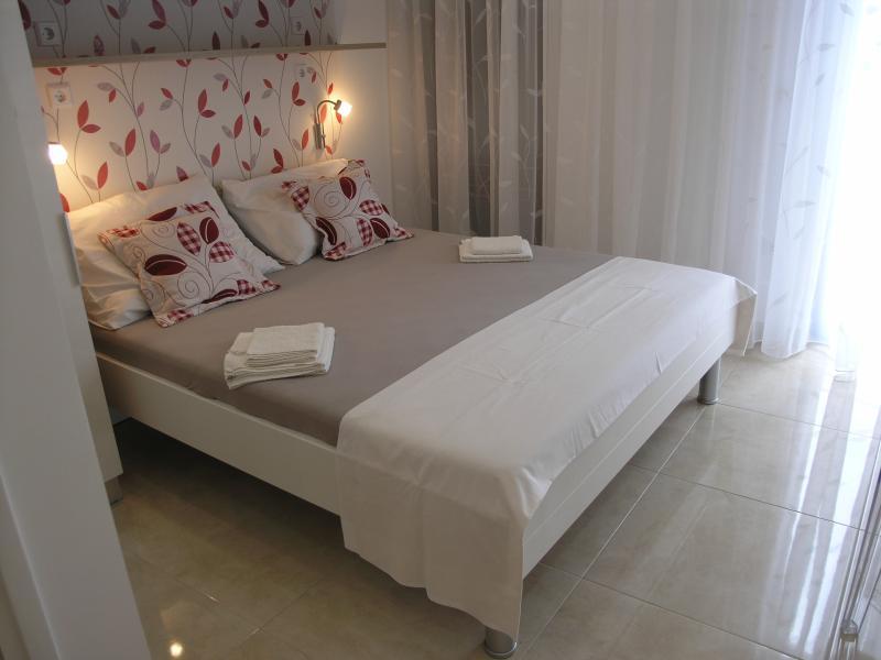 Apartment in Villa Dobrila - Podgora, ap. 5 (2), alquiler de vacaciones en Podgora