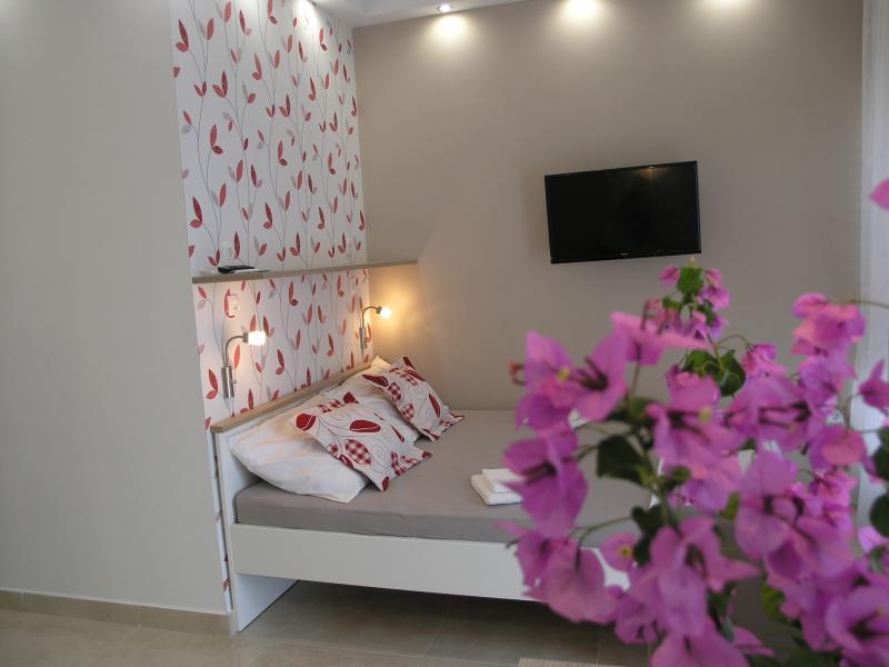 apartment in Villa Dobrila, Podgora, ap. 6 (2+1), holiday rental in Podgora