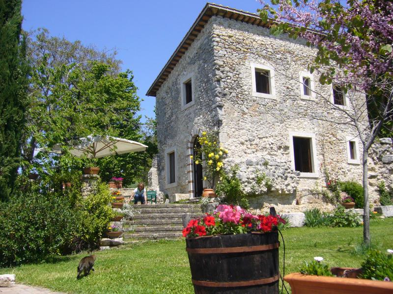 La Torretta, holiday rental in Poggio Moiano