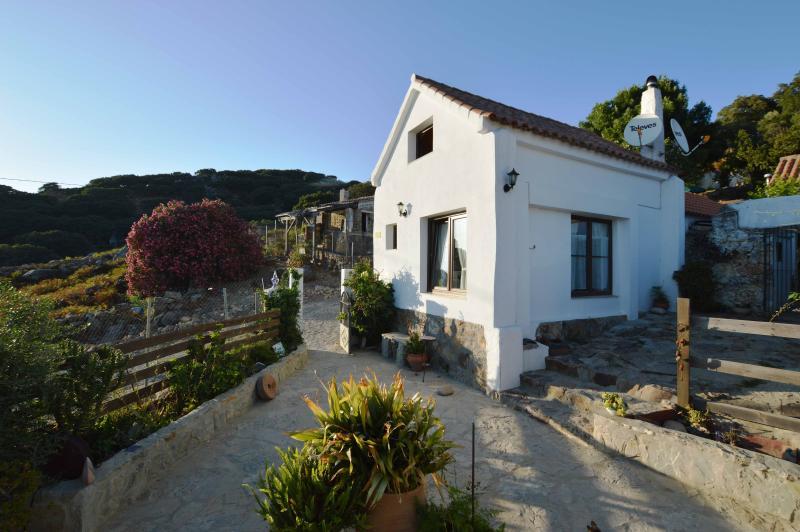 Traditionele Andalusische huisje met modern design - El Chaparro!