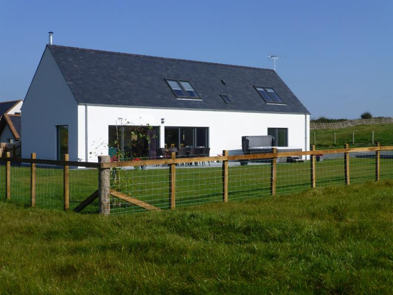 The Longhouse at Threave, vacation rental in Kirkpatrick Durham
