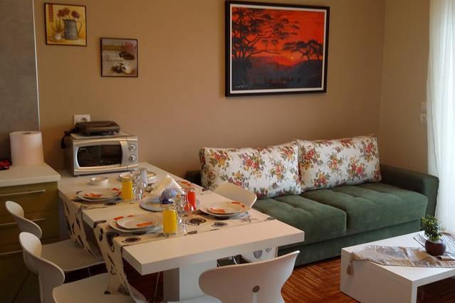 Seaside Luxury Apartment D, vacation rental in Saranda