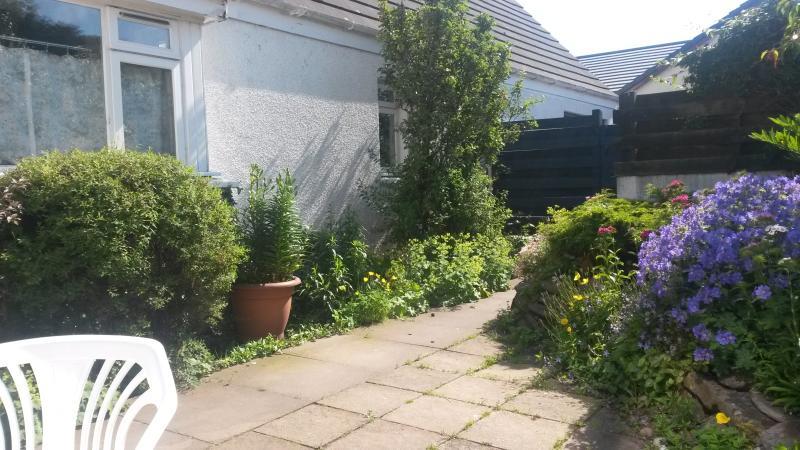Il vostro giardino privato.