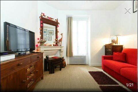 T1 Meuble Aux Portes De Paris, vacation rental in La Garenne-Colombes