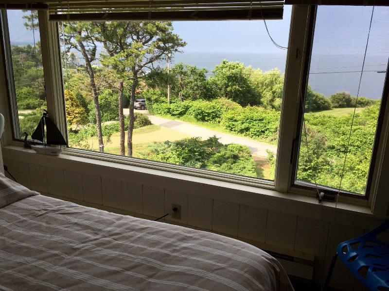 2nd bedroom main house- amazing views!!!