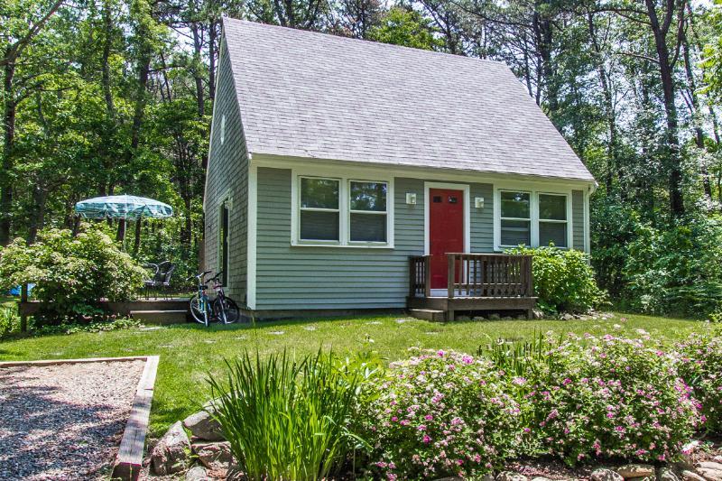 Entry Side of Cottage