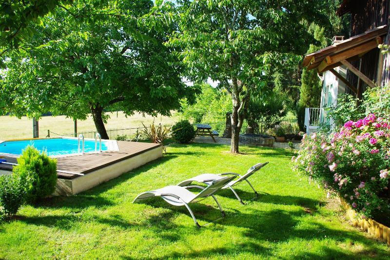 La petite maison, holiday rental in Clermont de Beauregard