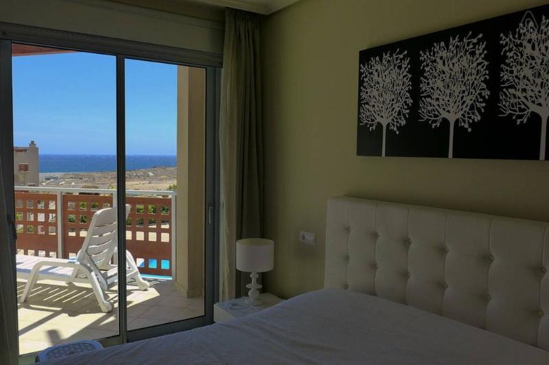 Apartamento de 2 dormitorios y terazza de 14m., holiday rental in El Medano