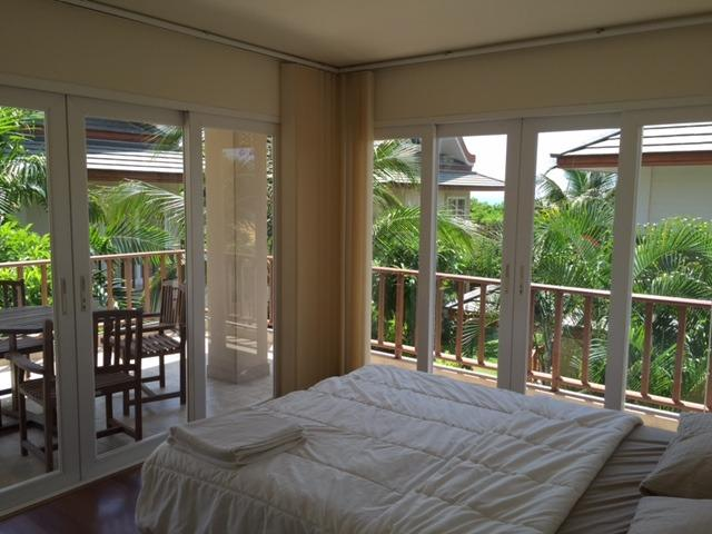 Bedroom 3 on the second floor (shared bathroom)