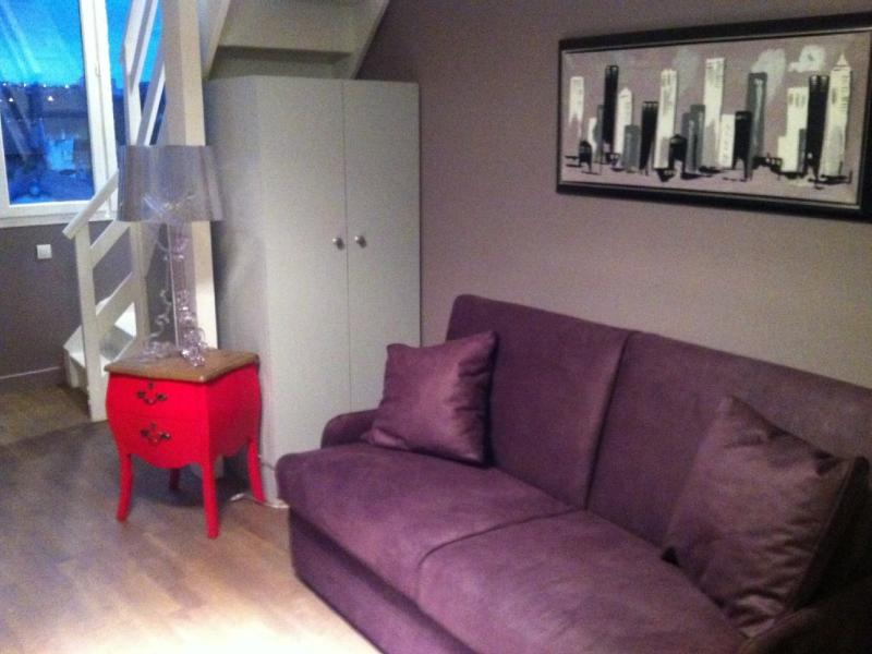 STUDIO MEZZANINE ARCUEIL 3KM de PARIS, holiday rental in Chatenay-Malabry