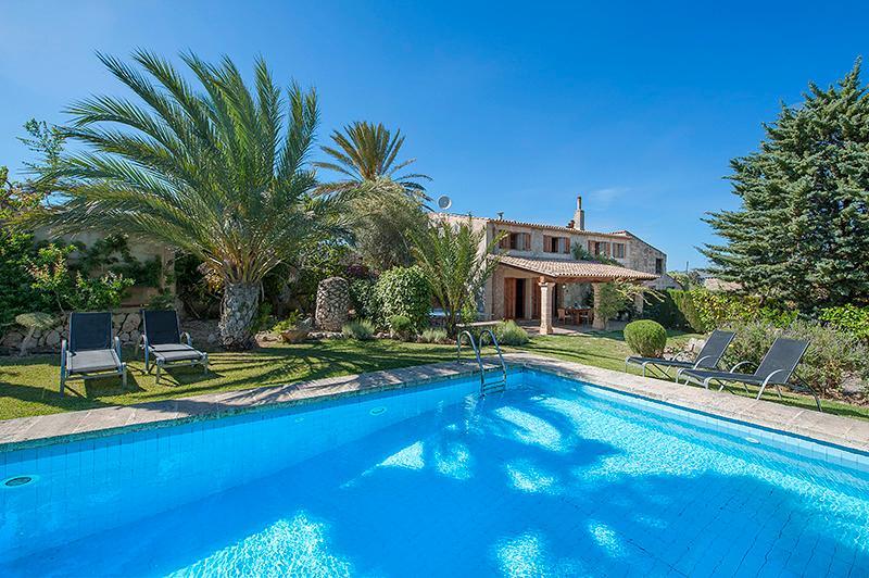 VILLA CAN XANET GRAN, holiday rental in Alcudia