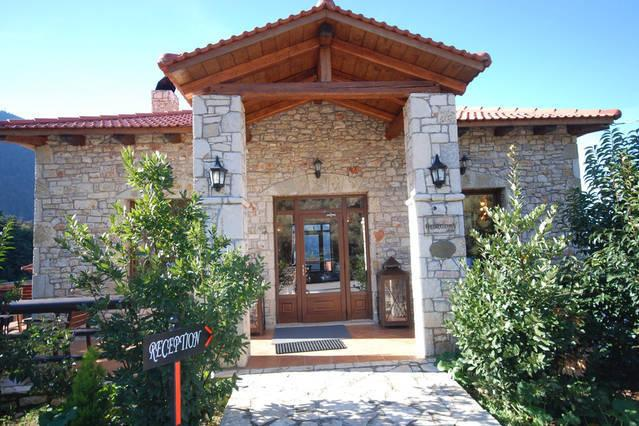 Georgios V Chalet Kalavryta, holiday rental in Kleitoria