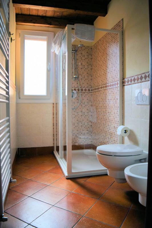 WC e doccia