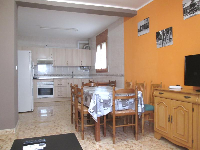 Ideal para 10 personas o grupos de 4 personas, holiday rental in Albalate del Arzobispo