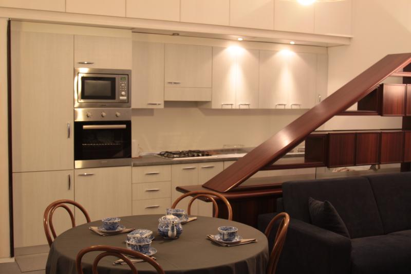 Apartment Somma, holiday rental in Naples