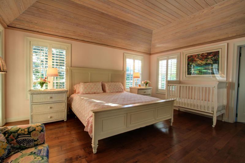 Southern Garden Bedroom