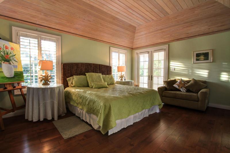 Northern Garden Bedroom