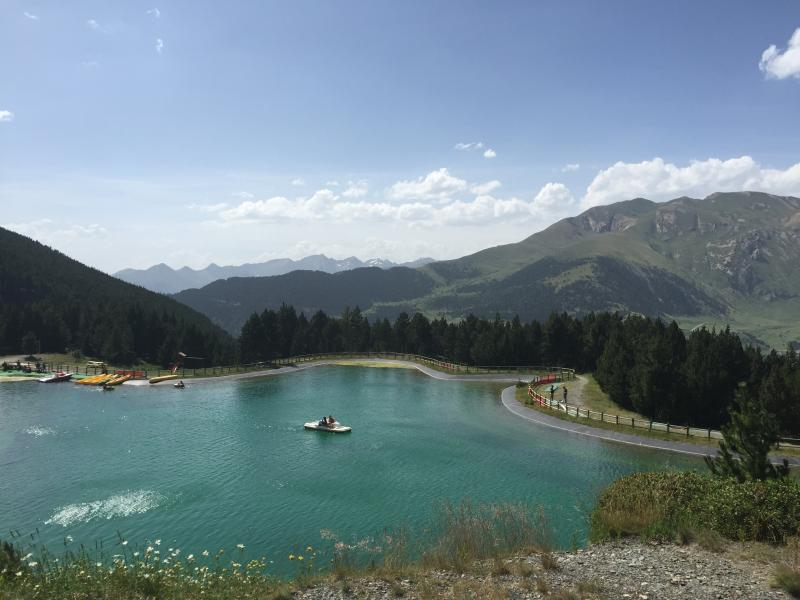 Summer activities at Canillo in Andorra