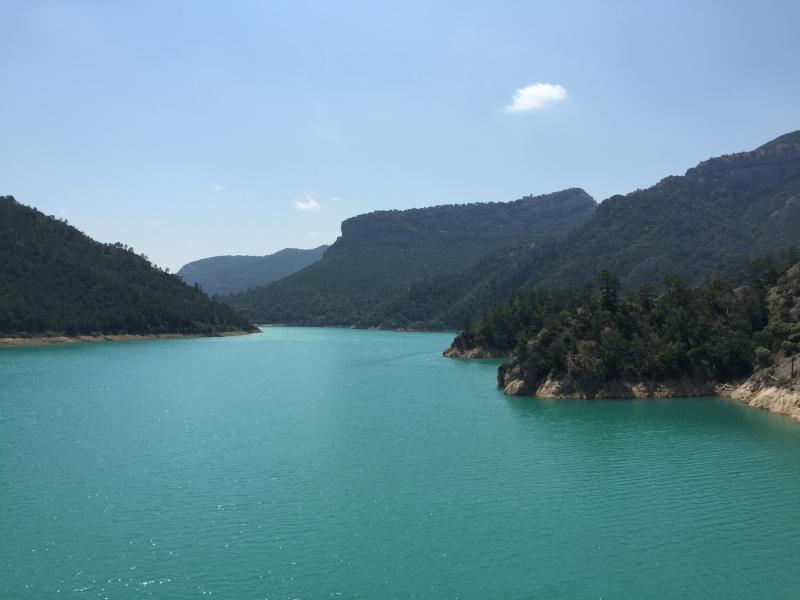 Sant Llorenc de Morunys scenic drive - 1 hr from the apartment