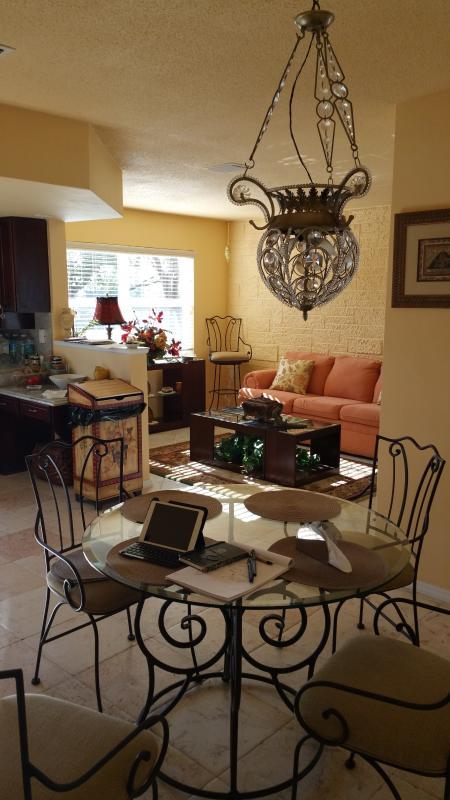Cocina/sala de estar