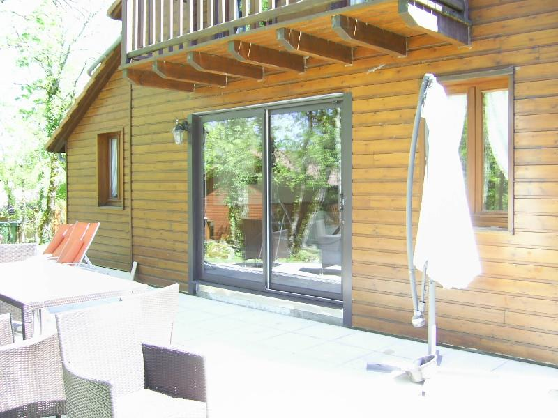 Emily Lodge, vacation rental in Lanzac