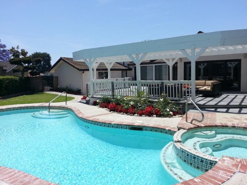 Permit ID #: REG2015dash00054 Huge, 2500 Sq.ft.,4 Bedrooms, 4 Baths, casa vacanza a Buena Park