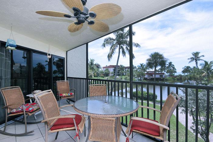 Pointe Santo C27, holiday rental in Sanibel Island