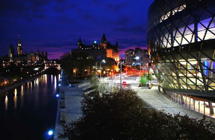 Convention Centre, Rideau Centre