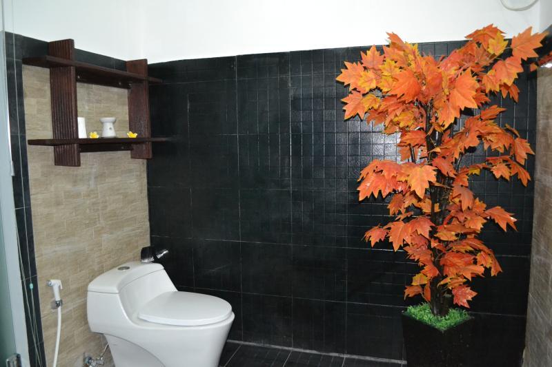 KTS.Open Bath room is really modern