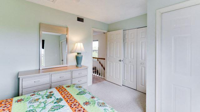 Guest Room with Double Bed and Hall View