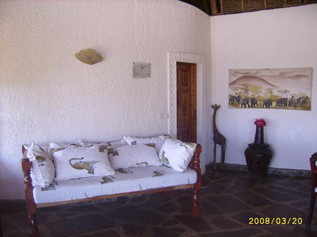 soggiorno villa